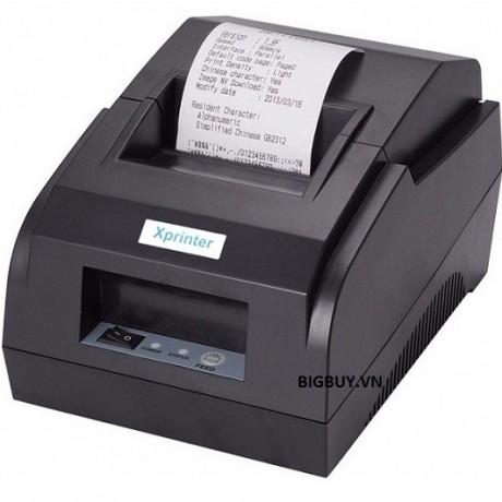 Máy in hóa đơn Xprinter XP T58K