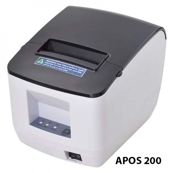 máy in hóa đơn apos 200