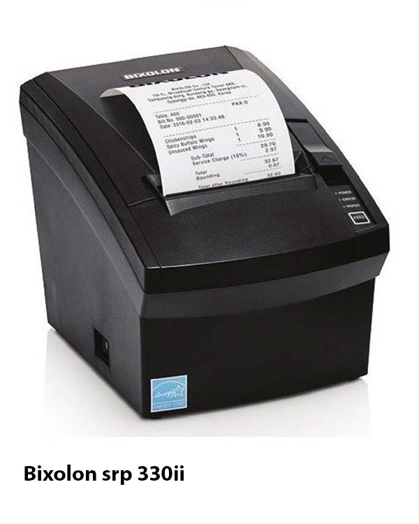 máy in hóa đơn bixolon SRP-330ii