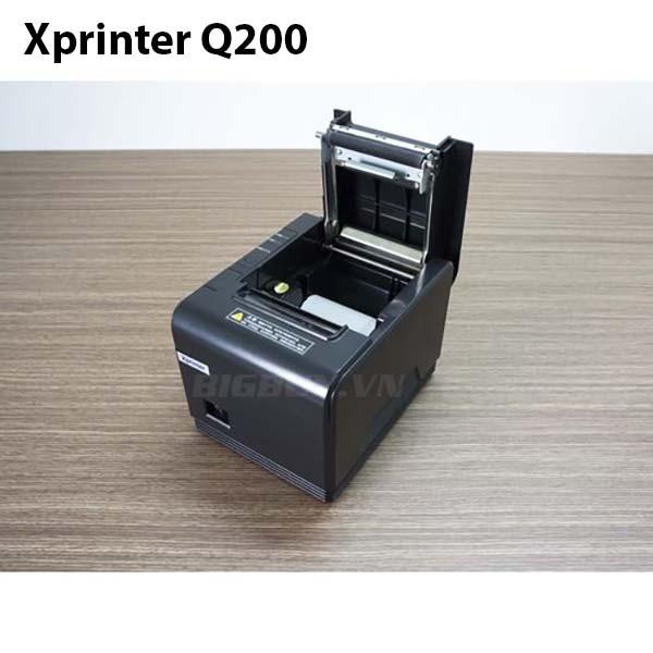 máy in hóa đơn xprinter xp q200