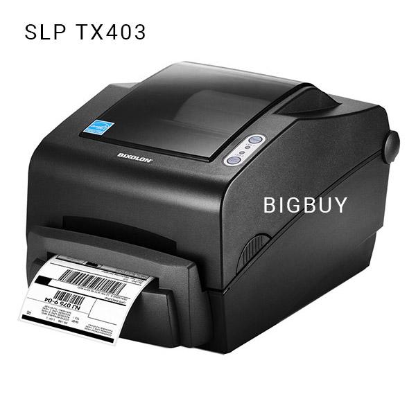 máy in mã vạch bixolon slp tx403