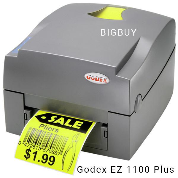 Máy in mã vạch Godex EZ 1100