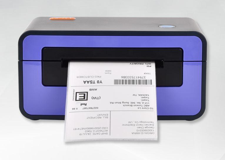 HPRT SL42 tự động feed giấy