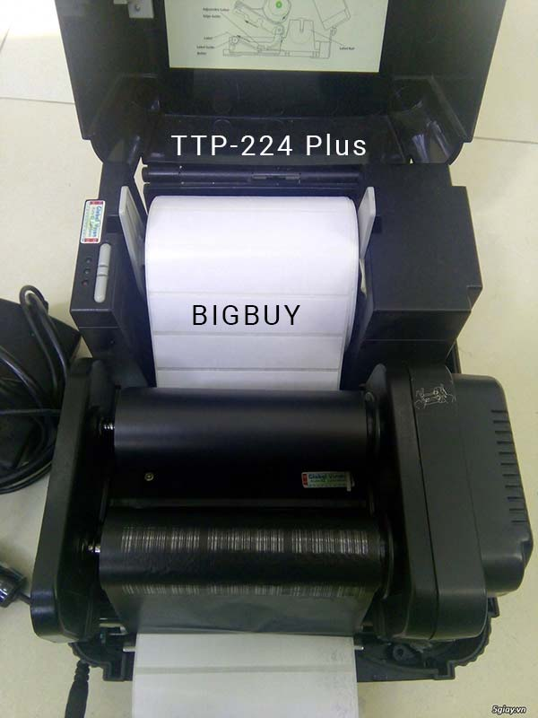 máy in mã vạch tsc tpp244 plus