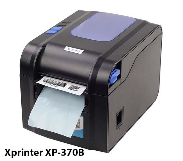 máy in mã vạch xprinter xp-370b