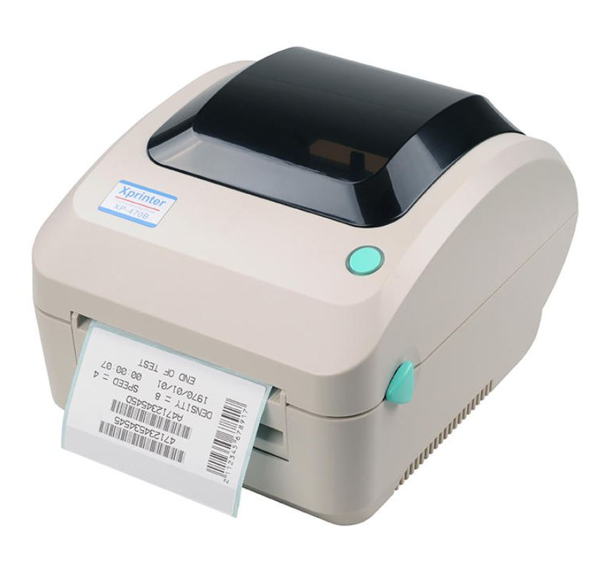 Máy in tem Xprinter XP 470B