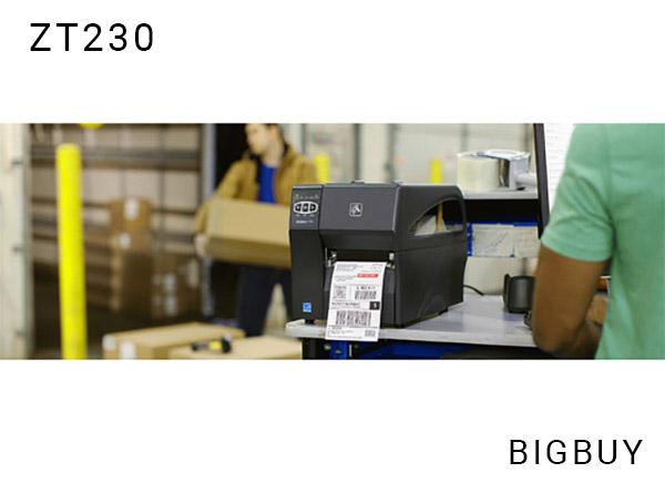 máy in mã vạch zebra zt230 công nghiệp