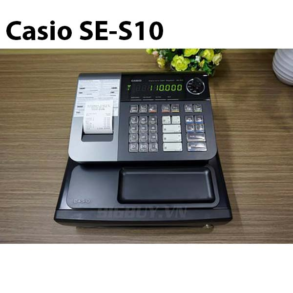 Máy tính tiền Casio SE-S10