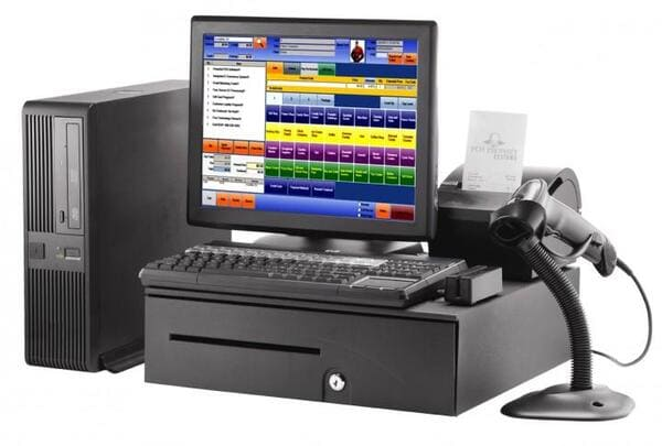 Combo máy tính tiền