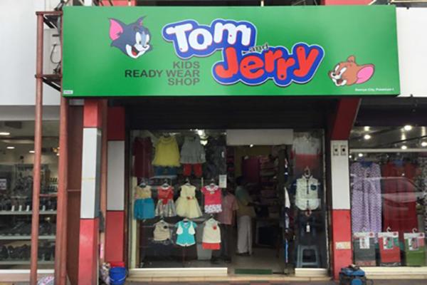 ý tưởng đặt tên shop quần áo