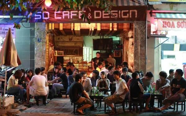 mô hình kinh doanh cafe cóc
