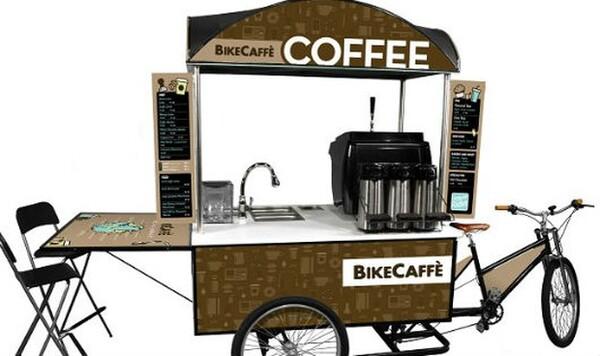 mở cafe take away