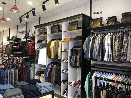 mở shop quần áo có lãi không