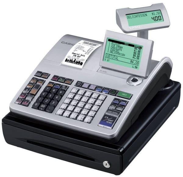 Máy tính tiền Casio chất lượng