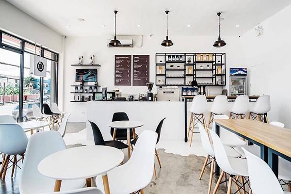 muốn mở quán cafe