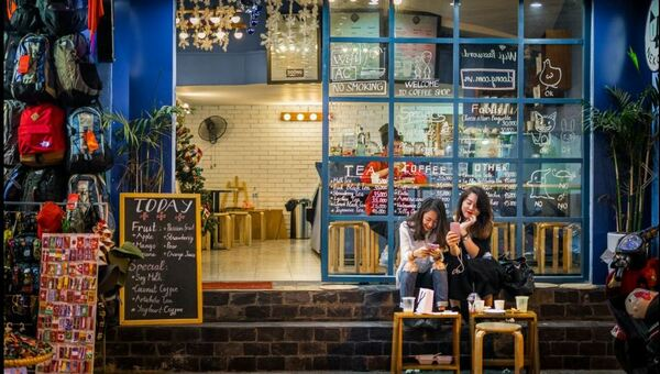 đầu tư quán cà phê
