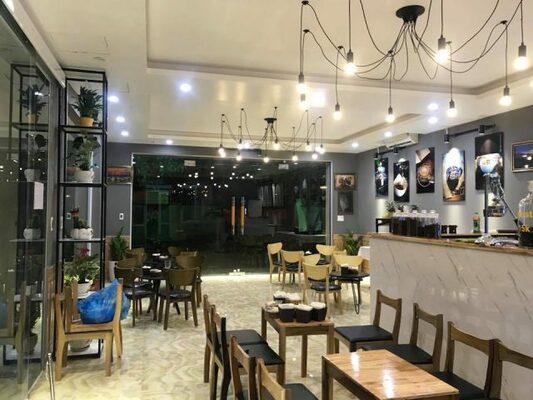 cách mở quán cafe