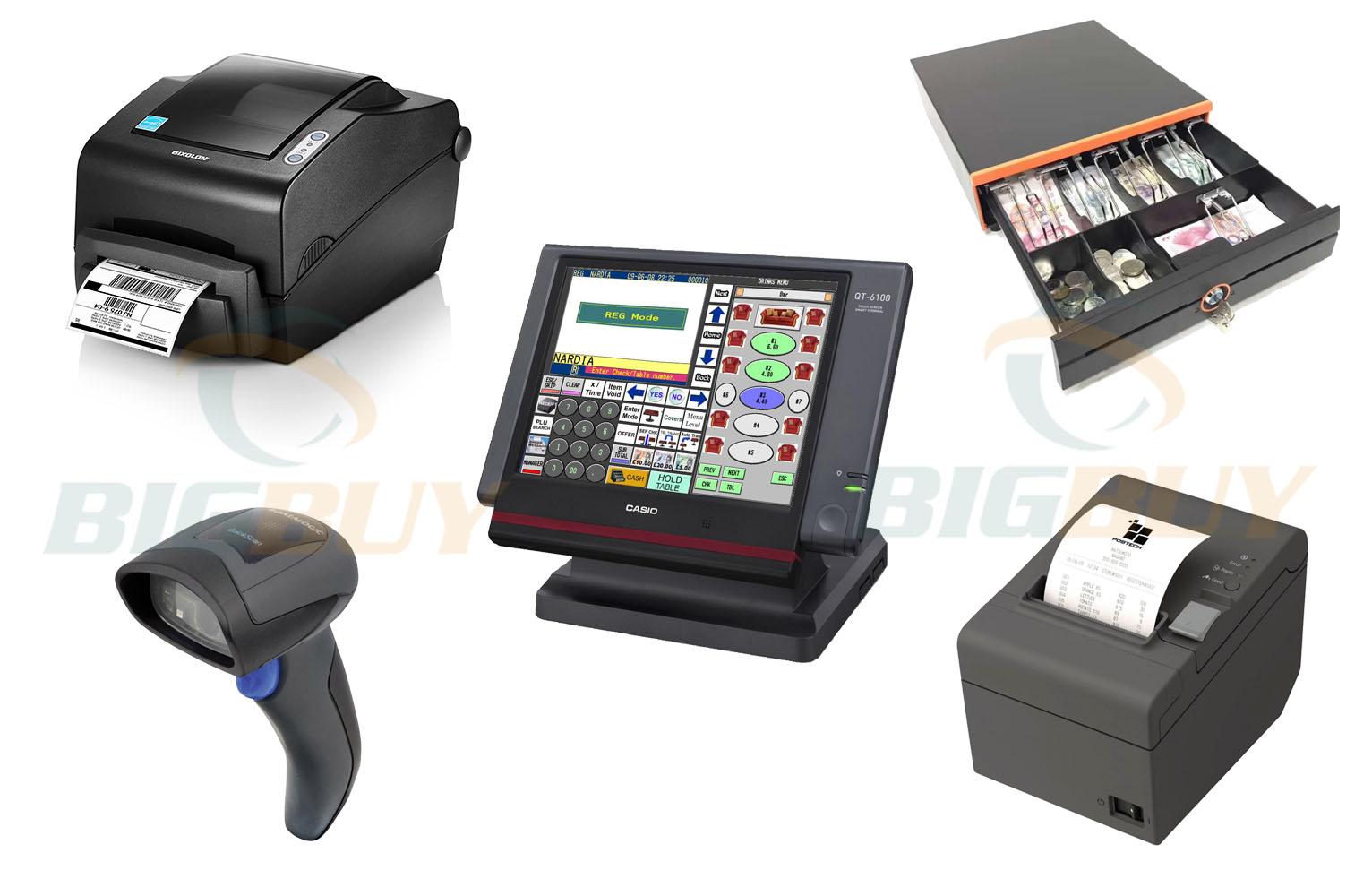 Thuê các thiết bị tính tiền tại Bigbuy.vn