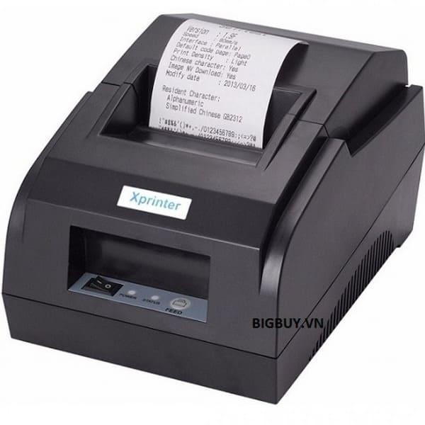 Cách sử dụng máy in hóa đơn