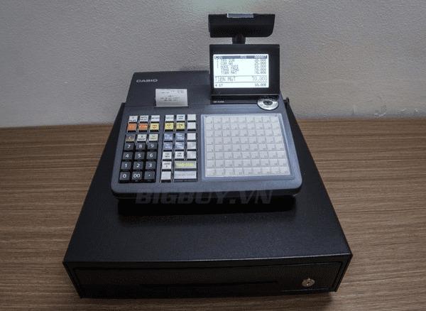 Máy tính tiền mini giá rẻ Casio SE-C450