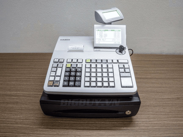 Mini cash register Casio SE-S400