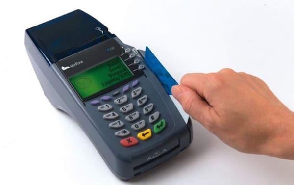 Máy tính tiền thanh lý