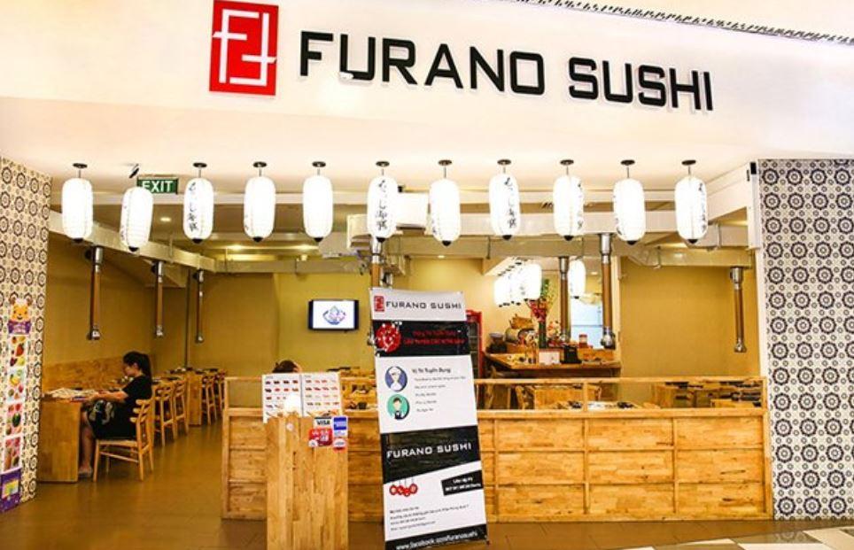 Furano sushi