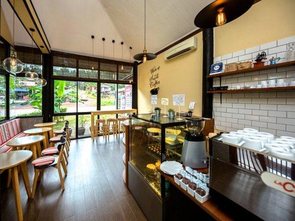 mở 1 quán cafe cần bao nhiêu vốn