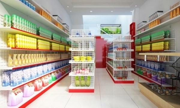 cửa hàng tạp hóa nhỏ đẹp