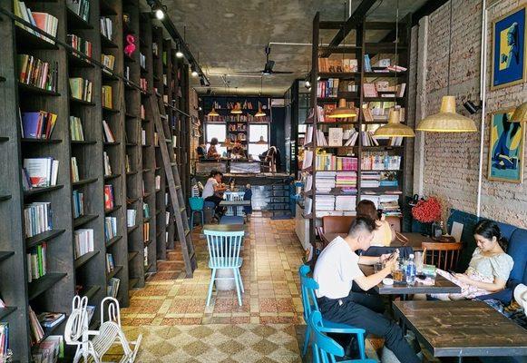 ý tưởng kinh doanh quán cà phê độc đáo cổ xưa
