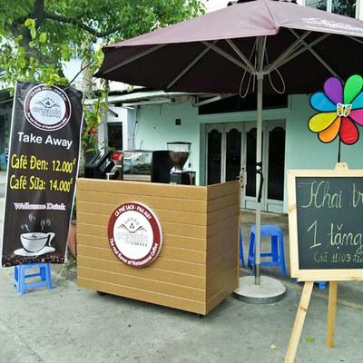 các ý tưởng mở quán cafe