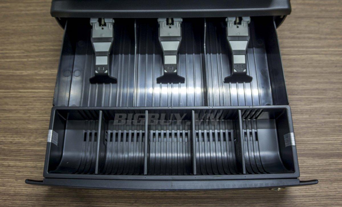 ngăn kéo của máy tính tiền casio