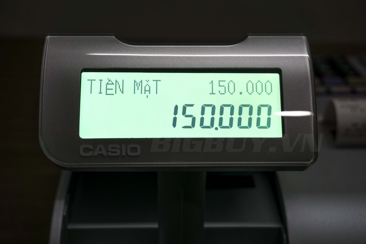 máy tính tiền casio se s400