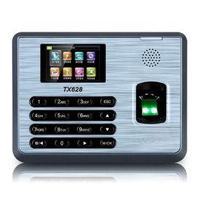 Máy chấm công vân tay, thẻ Zkteco TX 628