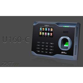 Máy chấm công vân tay, thẻ Zkteco U160