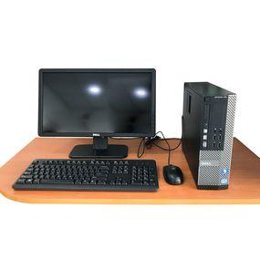 Bộ máy tính tiền Dell core i3