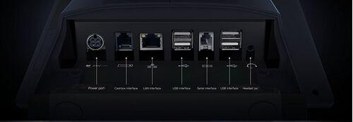 Sunmi T2 - 2 màn hình