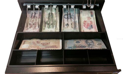 Ngăn Kéo Đựng Tiền EK 350