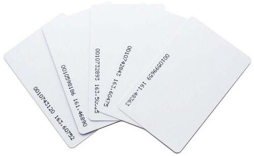 Thẻ chấm công cảm ứng từ 125Khz 0.88mm