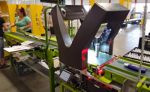 máy quét cổng Datalogic Jade X7