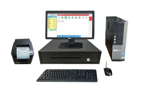 Bộ máy tính tiền CB02