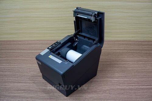 Máy in hóa đơn Fukun FK  80U_2