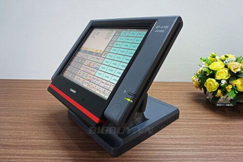 Máy tính tiền Casio QT 6100