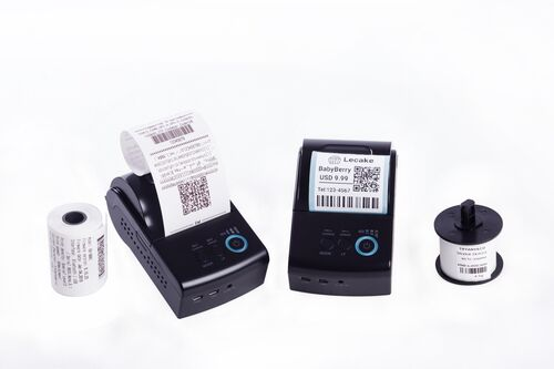 Máy in nhãn, hóa đơn mini Richta ER 5801AI_3