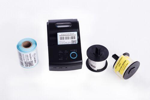 Máy in nhãn, hóa đơn mini Richta ER 5801AI_4
