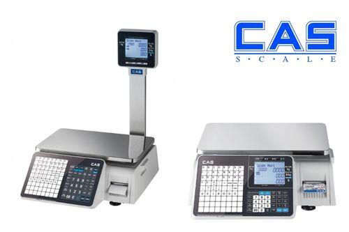 Cân điện tử in nhãn CAS CL3000