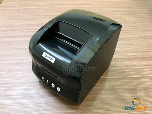 Máy in mã vạch Xprinter XP 365B New
