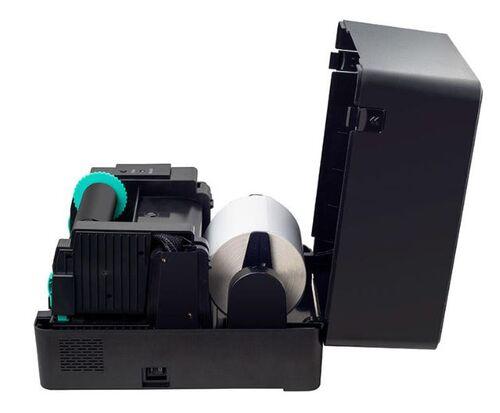Mở nắp máy Xprinter TT425B ngang