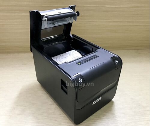 Máy in hóa đơn Antech Q80 PLUS USE_2