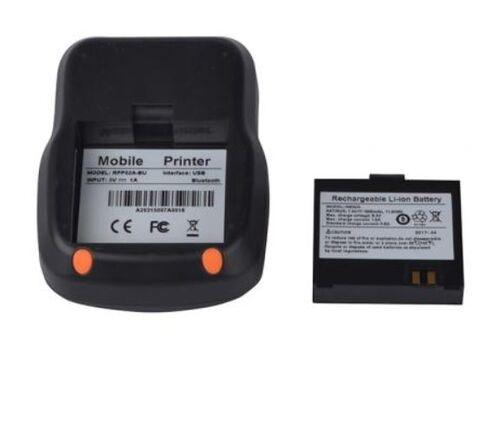 Pin máy in Antech RP02A